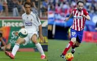 4 ngôi sao Atletico hiện tại bạn không dám tin từng là người Real