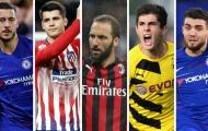 Chelsea bị cấm CN ảnh hưởng gì đến tương lai Hazard, Higuain, Pulisic, Morata?