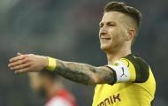 Dortmund 5 trận không thắng: Vẫn là vấn đề Marco Reus, tại sao?