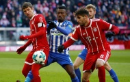 Highlights: Bayern Munich 1-0 Hertha Berlin (Bundesliga)