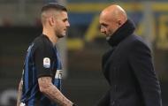 """HLV Inter Milan: """"Tôi hi vọng Icardi sẽ sớm trở lại"""""""