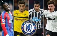 Tiết lộ: Danh sách 41 'hy vọng cuối' của Chelsea trước án cấm CN