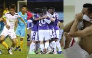 Tổng hợp vòng 1 V-League 2019: Hà Nội, HAGL thắng đậm, Ngọc Hải rời sân với nước mắt