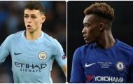 Top 5 cầu thủ tuổi teen có triển vọng nhất của bóng đá Anh