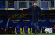 Vất vả vượt qua Frosinone, HLV của AS Roma đổ lỗi cho… gió