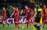 Vượt ải Benito Stirpe, AS Roma trở lại cuộc đua giành vé dự Champions League