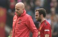 Chấn thương của Mata đã trở nên tồi tệ hơn vì Mohameh Salah