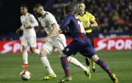 Highlights: Levante 1-2 Real Madrid (La Liga)