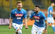 Người Ba Lan tỏa sáng, Napoli dễ dàng đánh bại Parma