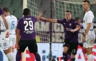 Vòng 25 Serie A: Tâm điểm Florence, nhóm cuối vẫy vùng