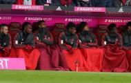 Dàn sao dự bị của Bayern: Những cái đầu nóng trên những đôi chân lạnh