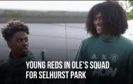 NÓNG! Solskjaer xác nhận 3 sao trẻ có thể được trao cơ hội