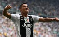 Đội hình lão tướng hay nhất mùa này: Ai sát cánh cùng Ronaldo và Messi