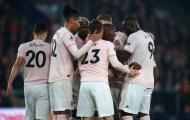 Vắng Rashford, 'chân gỗ' chơi tưng bừng đưa Man United vượt bão