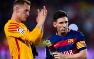 'Cứu tinh' Barca: 'Đã có lúc tôi phải nghĩ đến việc rời Camp Nou'