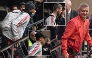 Man Utd tới khách sạn: 1 sao bự vắng mặt, 3 sao trẻ có tên