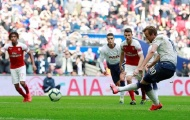 5 điểm nhấn Tottenham 1-1 Arsenal: Những quả phạt đền oan nghiệt, Man Utd thành 'ngư ông đắc lợi'