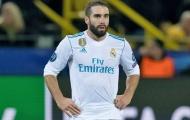 Dani Carvajal: 'Bóng đá không công bằng với chúng tôi'