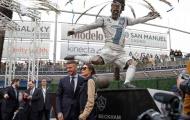 David Beckham chính thức được dựng tượng tại Mỹ