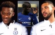 Cặp đôi Chelsea tiết lộ tật xấu 'không thể tin nổi' của Kante