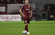 Iniesta có thêm đồng hương tại J1 League