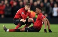 NÓNG! Man Utd mất 10 trụ cột trước trận tái đấu PSG