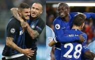 3 điểm tương đồng kì lạ giữa Chelsea và Inter Milan mùa này