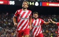 Đánh bại Barca, Girona lần đầu tiên lên ngôi tại Siêu cúp Catalan