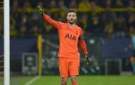 Đây là phản ứng của CĐV Tottenham khi Lloris có cơ hội được vinh danh