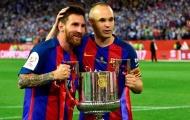 """""""Họ đã chăm sóc Messi như 1 người cha với con trai của mình"""""""