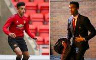 Vừa trở lại Anh, sao Man Utd đã vội cắp sách đi học