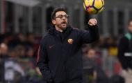 Chia tay AS Roma, HLV Di Francesco nói lời xót xa