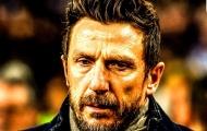 CHÍNH THỨC: Roma sa thải Eusebio; chuẩn bị bổ nhiệm huyền thoại Premier League