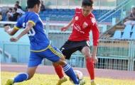 Cựu tuyển thủ U19 Việt Nam nổ súng, Long An thắng dễ Bình Định