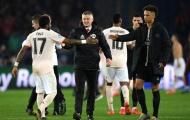 Fred tiết lộ điều 'quan trọng' Solskjaer đã nói trước trận gặp PSG