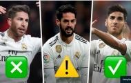 Góc Real Madrid: Ai đi, ai ở mùa giải tới?