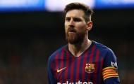 Messi lại sắp tạo nên kỷ lục ở La Liga