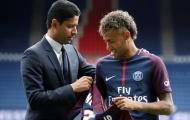 Tiết lộ: Phản ứng 'điên rồ' của Neymar và chủ tịch PSG sau trận M.U