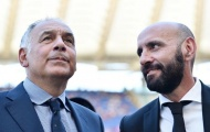 Chuyện ở AS Roma: Monchi sai 1, James Pallotta sai 10