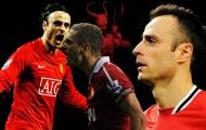 'Tôi ở Spurs, anh ta là ác mộng - Đến Man Utd, anh ta là chiến tranh'