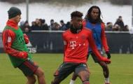 Bayern nhận tin mừng trước đại chiến khi 'tiểu Ribery' trở lại