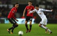 Herrera và Smalling là 2 kiểu đội trưởng của Man Utd