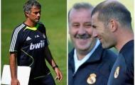 Số phận 10 HLV quay lại Real làm việc: Mourinho và Zidane hãy coi chừng