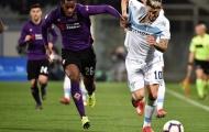 Gặp khó tại Artemio Franchi, Lazio ngày càng xa giấc mơ Champions League