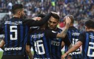 Trung phong 'kém duyên', Inter Milan vẫn nhẹ nhàng giành chiến thắng trước SPAL