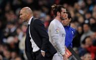 Việc Zidane quay lại Real sẽ tác động thế nào đến Gareth Bale?