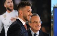 Choáng! Man United chính là nguồn gốc mâu thuẫn Ramos - Perez ở Real?