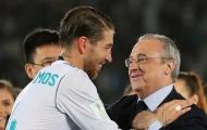 Tiết lộ đoạn hội thoại giữa Ramos và Perez: 'Ông đang giết Real Madrid'