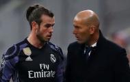 Xong! Bale chốt quyết định quan trọng sau khi Zidane trở lại Real