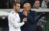 Zidane đến, rõ cái tên đầu tiên phải rời khỏi Real Madrid